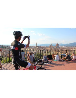 Great riding aside, it's easy to be a tourist in Italy