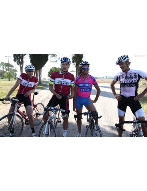 Cycling hotels like Pieve a Salti link riders with new friends