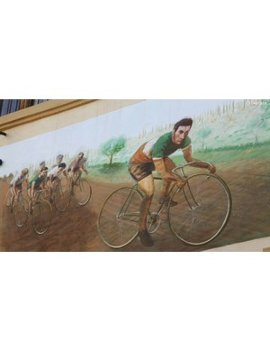 Cycling has long been a part of Italian culture