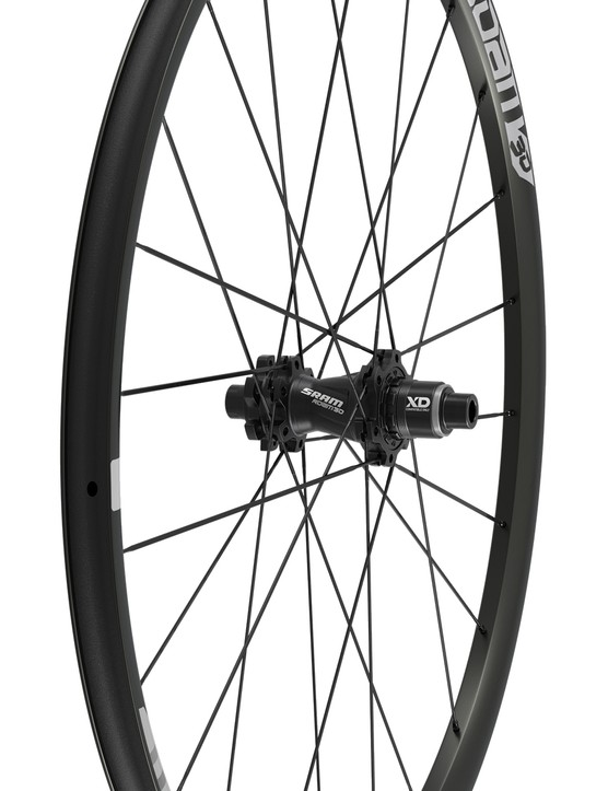 The SRAM Roam 30 is a budget trail wheelset - perhaps the perfect match for the recently announced X1 drivetrain
