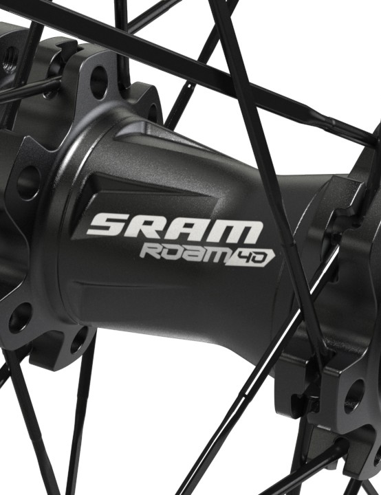SRAM's 'Side Swap' allows for easy change between various axle standards