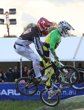 Olympian Sam Willoughby wins Australian BMX title