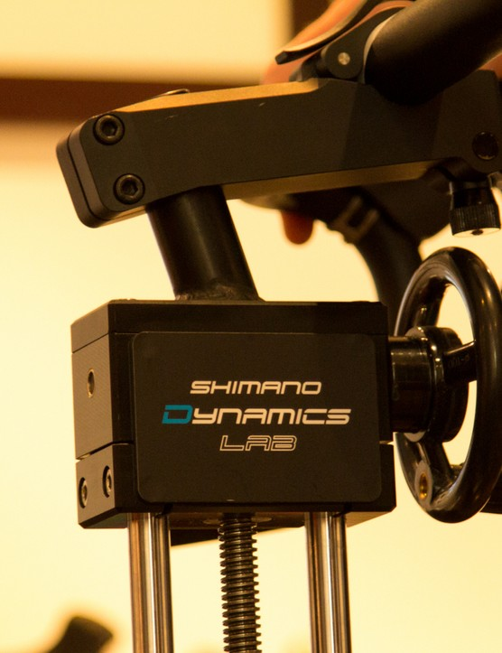 Bikefitting.com is set to play a large part in Shimano's product developments