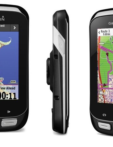 Garmin's recently announced Edge 1000 has phone integration among many other features