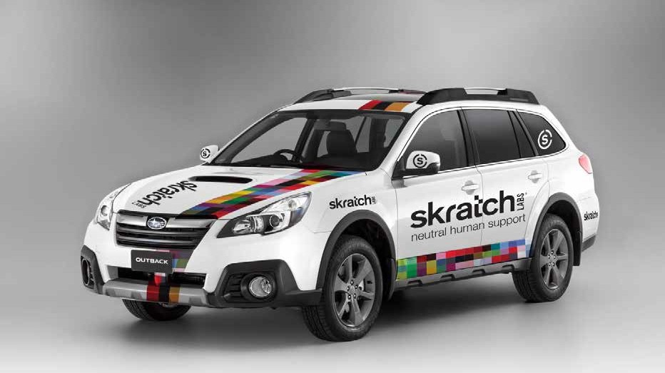 """Skratch Labs will be providing """"neutral human support"""" at the Amgen Tour of California"""
