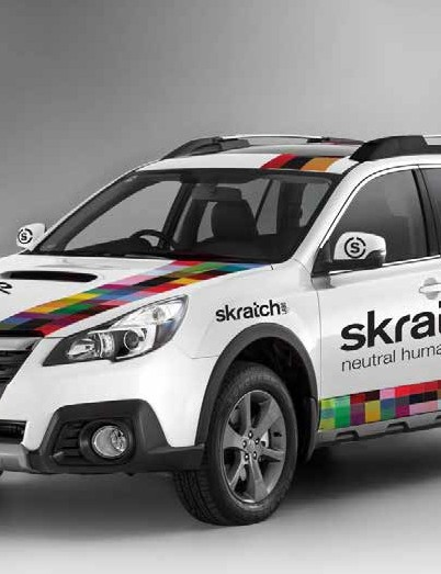 Skratch Labs will be providing