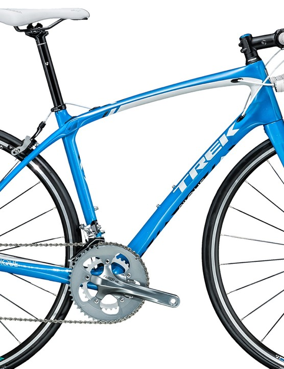 The Trek Silque is the base model at US$2,000/£1,500/AU$2,199