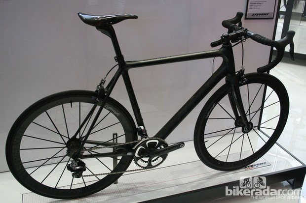 This Stevens Comet bike weighs 4.87kg - engineers are making lighter bikes all the time