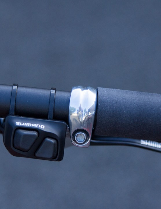 The climbing shifter solves the issue of 'hard to change' gears