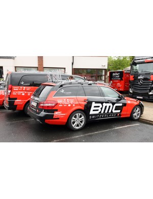 BMC goes a little more upscale with these vehicles from Mercedes-Benz
