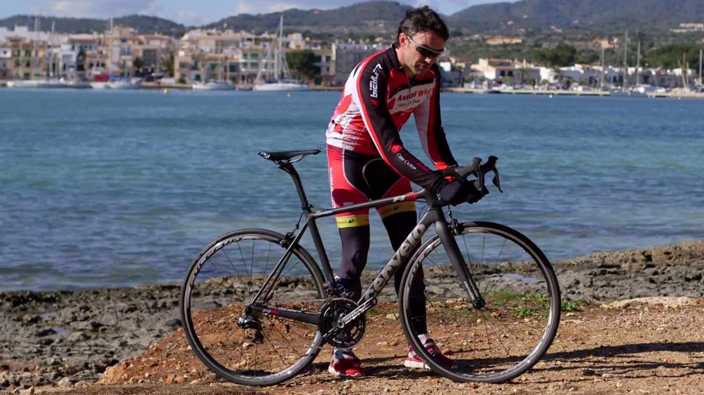 Cervélo R5 first ride review by Marcel Wüst - video