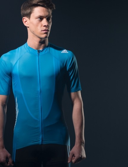 Adidas claims its £120 adiZero is the world's lightest cycling jersey