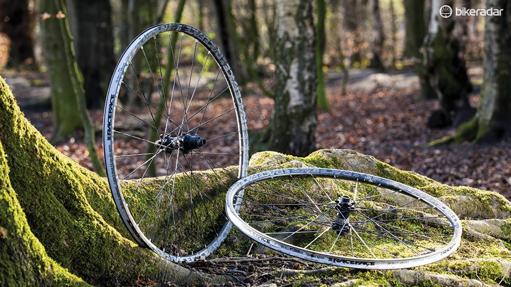 RaceFace Turbine MTB wheels