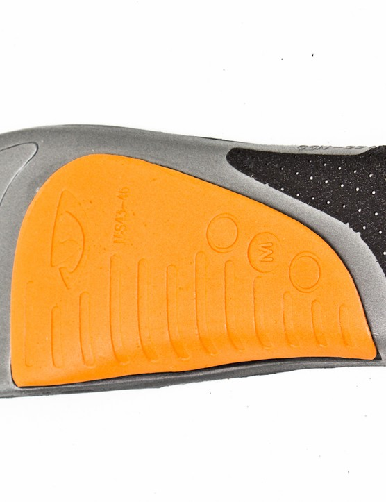 Giro's Supernatural Fit insoles are a quality item