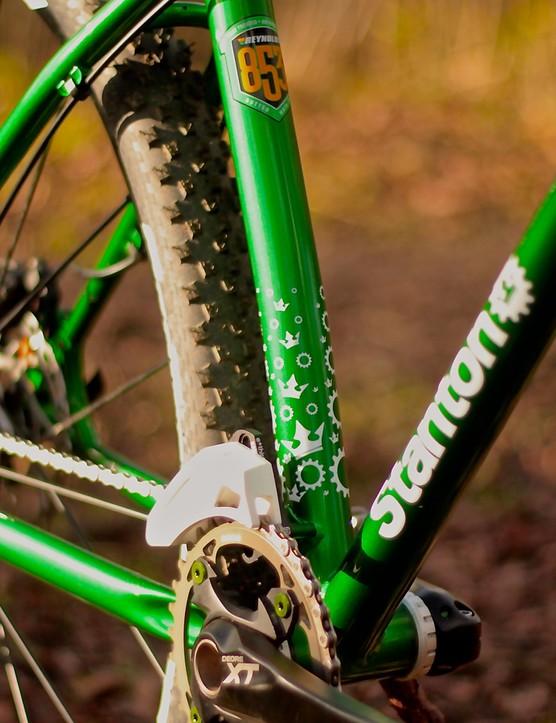 Stanton Bikes Sherpa 853 frame