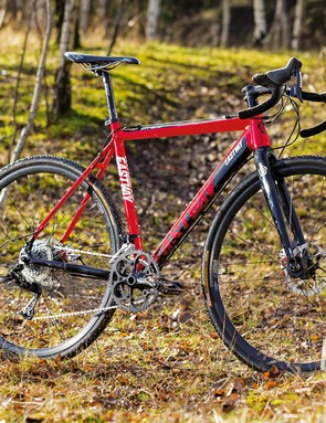 The Eastway CX2.0 Alloy in one of its natural habitats