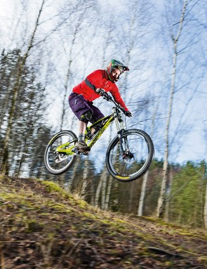This Saracen is a solid and dependable performer in UK conditions