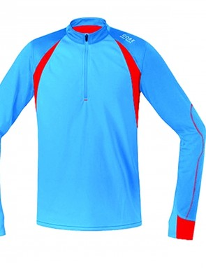 A mountain bike jersey should have a fitted but loose cut