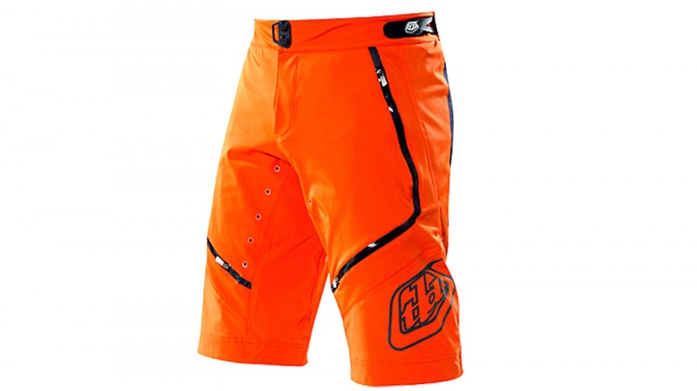Choose shorts that are made from a light, durable fabric
