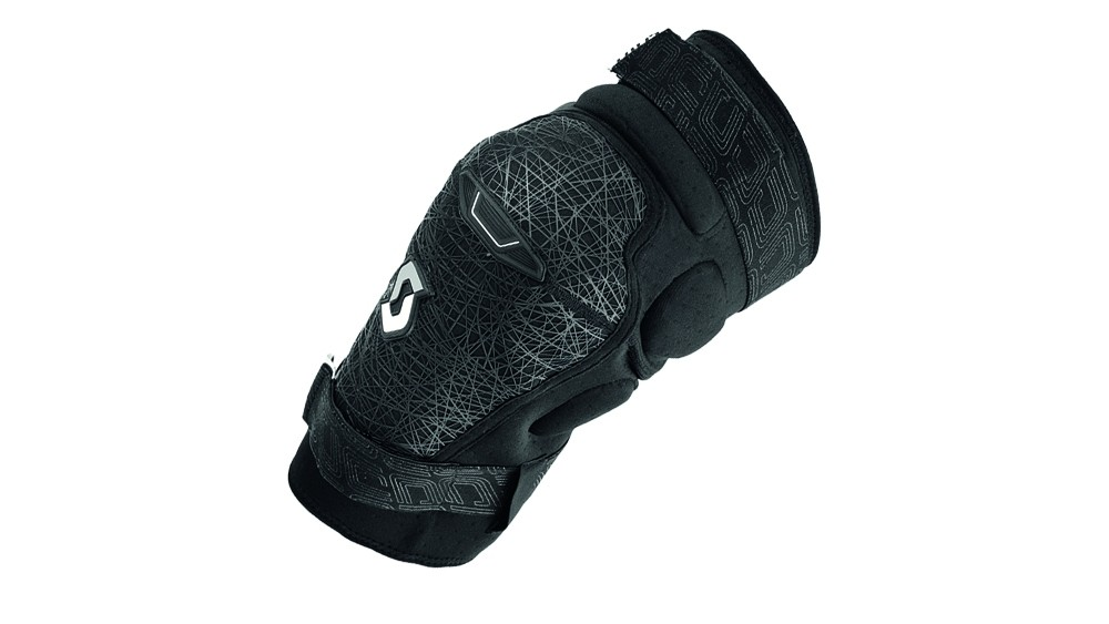 Look for knee pads that offer protection without restricting pedalling