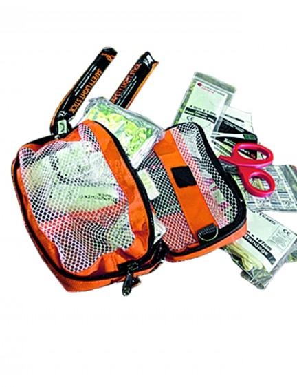 Take a basic first aid kit