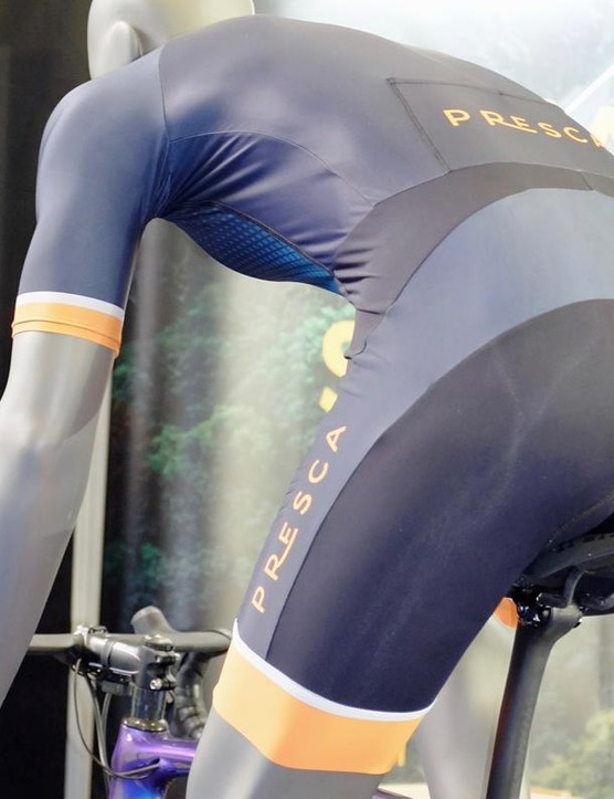 Presca claims to make the world's most sustainable kit