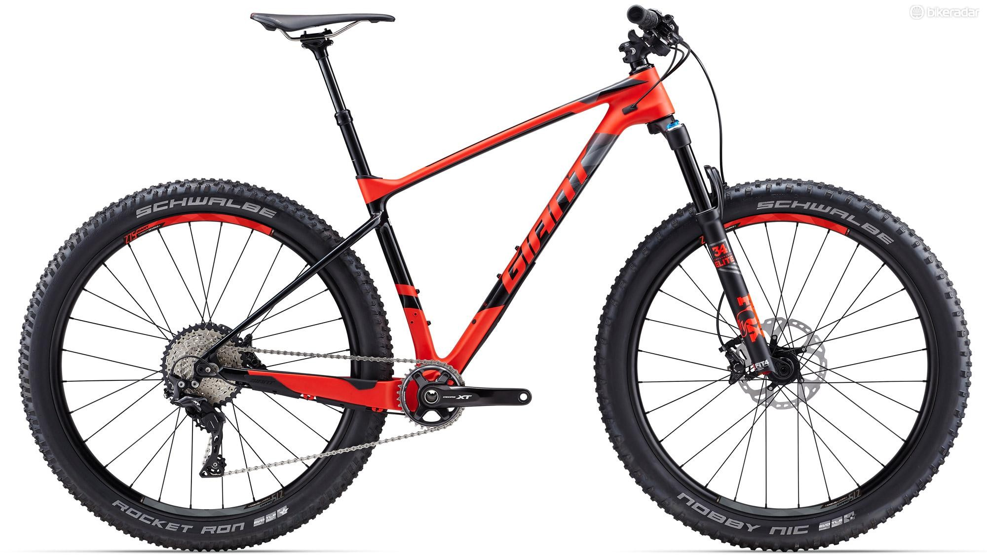 Loaded with a carbon frame and 27+ tires, the new XTC Advanced+ can take XC to a whole new level