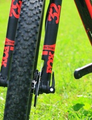 Fox's StepCast forks just look great