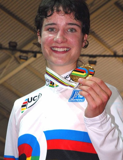 Best of the action from day 4 at the Track world's