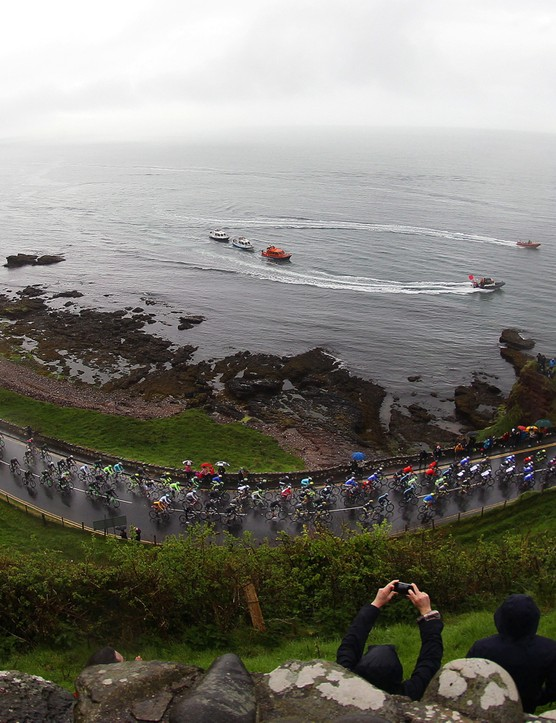 The 2014 Giro d'Italia kicked off in Ireland