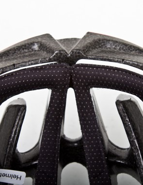 Named T-Pro, the temples feature additional material incase of an accident