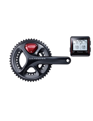 Pioneer's Power Meter and cycle computer will soon be available in Australia via FRF Sports