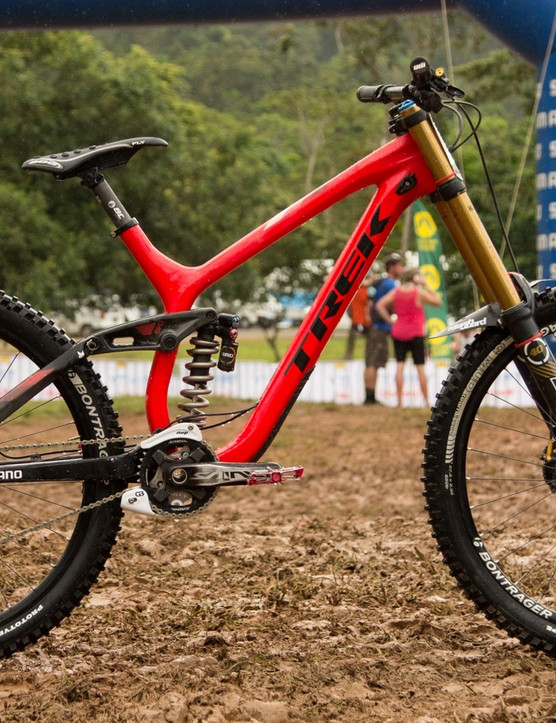 Brook MacDonald's Trek Session 9 650b - a rather production-ready looking prototype