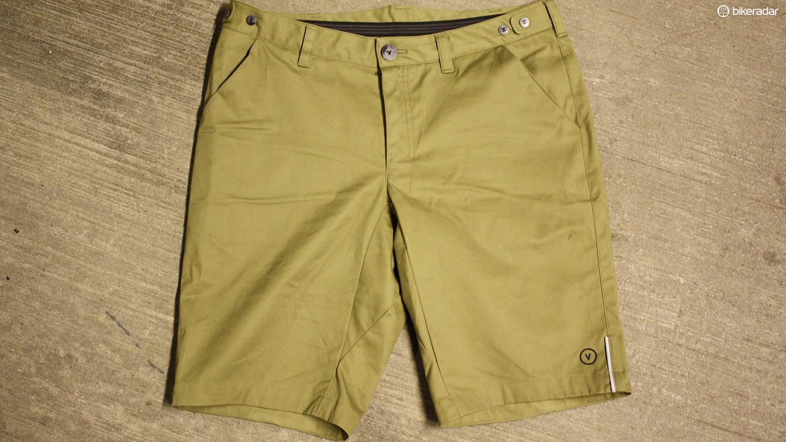 Vulpine men's cotton rain shorts