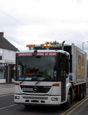 Campaigners want to see lorry cabs like this made mandatory, because drivers have a far greater field of view