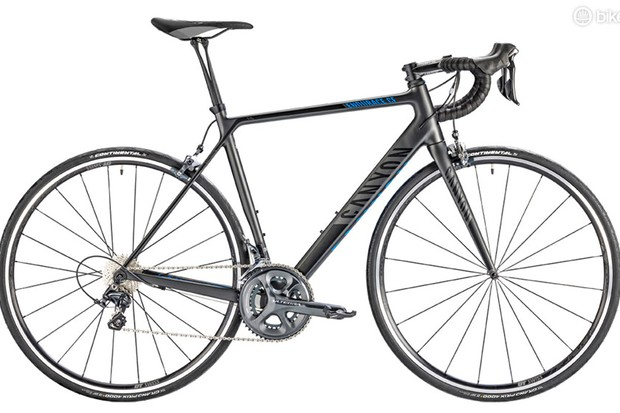 The Ultegra spec bike costs £1,699