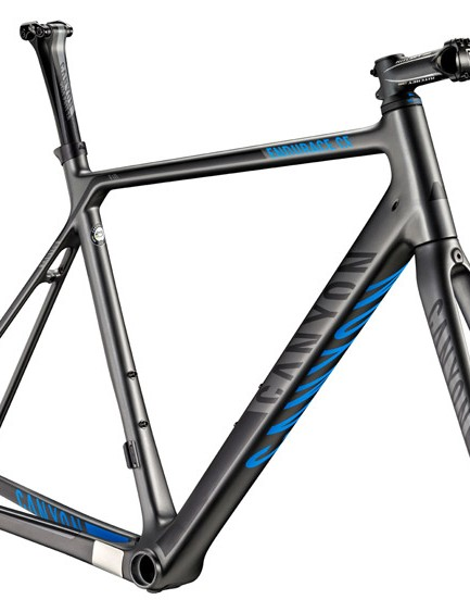 The frameset is available for £1,000