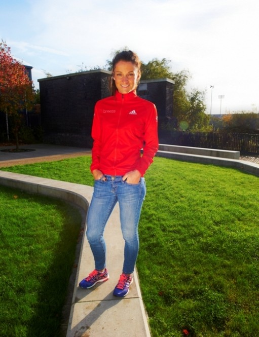 Lizzie Armitstead (Boels Dolmans) supports the new longer-distance Breeze rides
