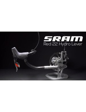 An exclusive for Art's Cyclery - a first look at the new SRAM RED Hydraulic road disc brake