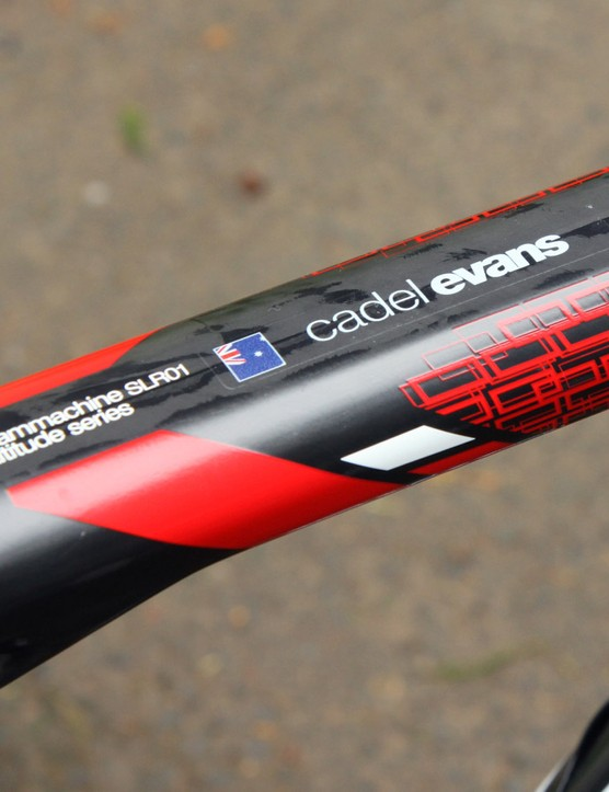 Cadel Evans (BMC) is currently leading the Giro d'Italia - but can he maintain that position until the finish in Trieste?