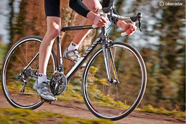 Shimano 105 and Aksium wheels at less than £1000. What's the catch?