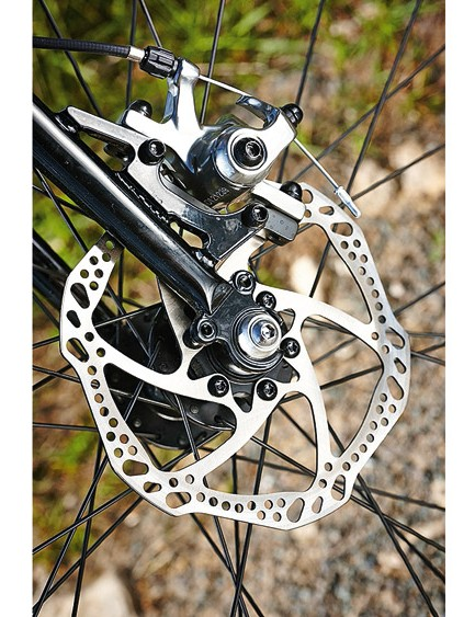 Hayes CX Expert disc brakes are smart stoppers