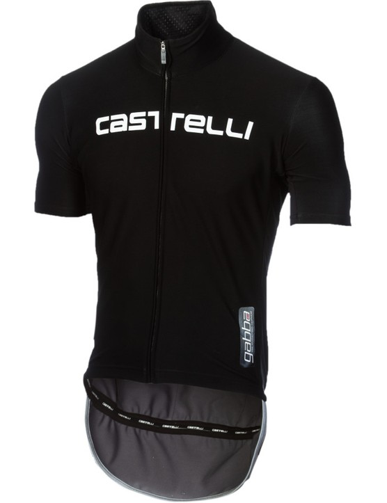 There's a reason why, when the weather gets nasty, the pros all reach for the Castelli Gabba