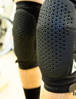 After a bit of riding-in, the Trail Skins offer a good level of comfort as well as protection
