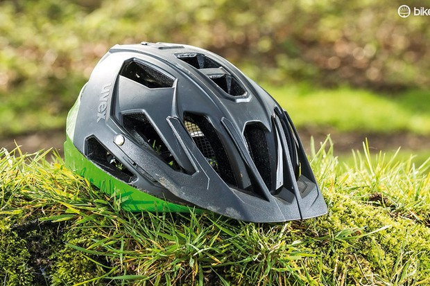 Uvex Quatro Trail helmet