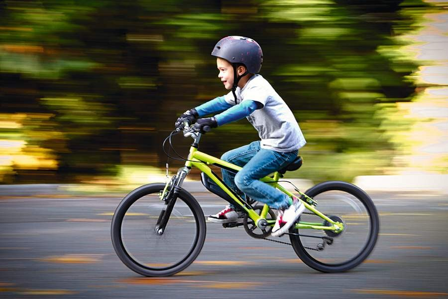 82 percent want kids to be taught to cycle in school