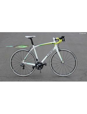The new Trek Silque women's endurance road bike