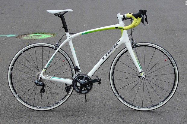 The new Trek Silque women's endurance road bike