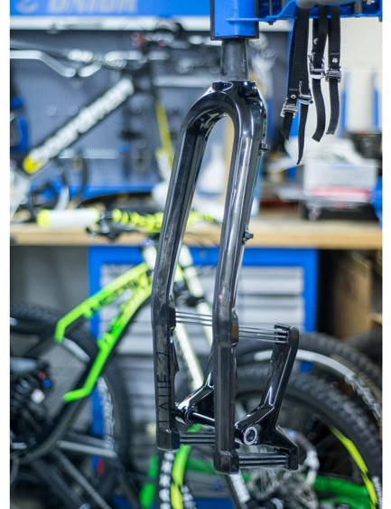 Lauf Trail Racer 29in fork