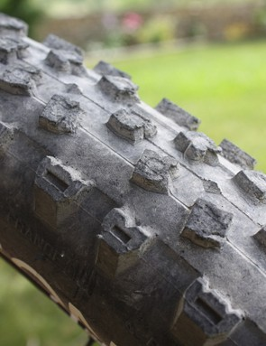 The Toro after 60km of abrasive rocky trails